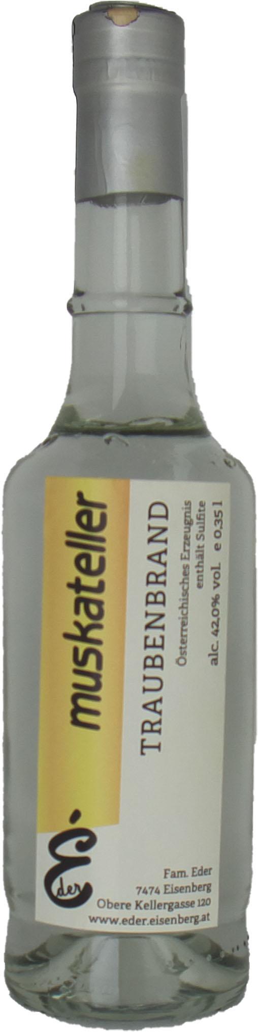 Muskateller Traubenbrand 0,35